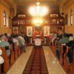 Kerületi előszenteltek liturgiája - Beregdaróc